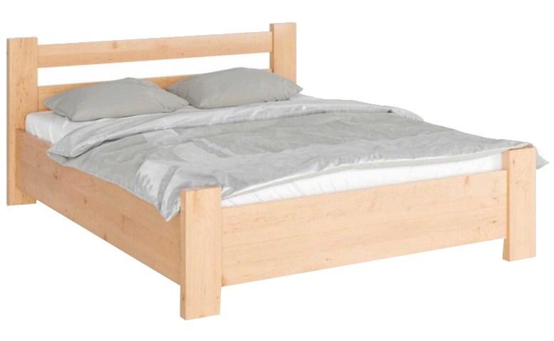 Кровать Версаль 1,6 (дерево)