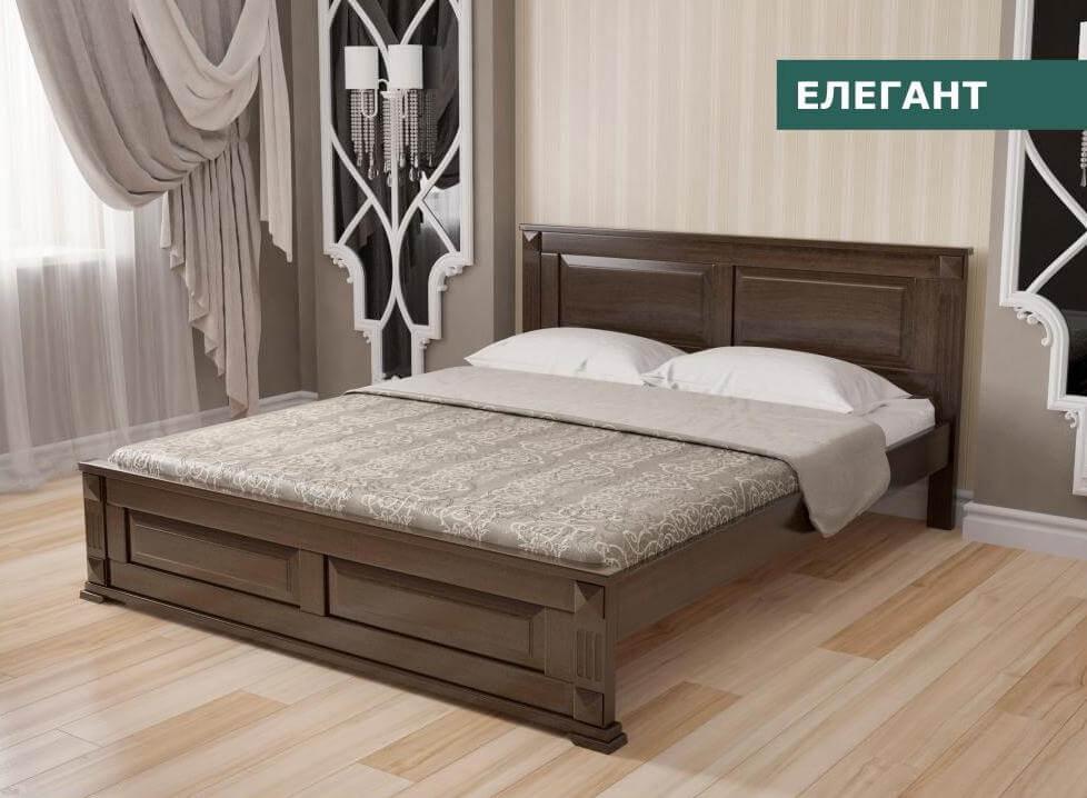 Кровать Элегант 1,6