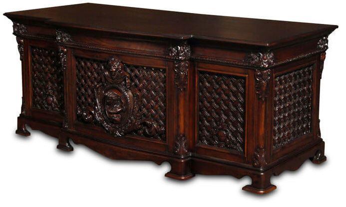 Письменный стол Генрих 180