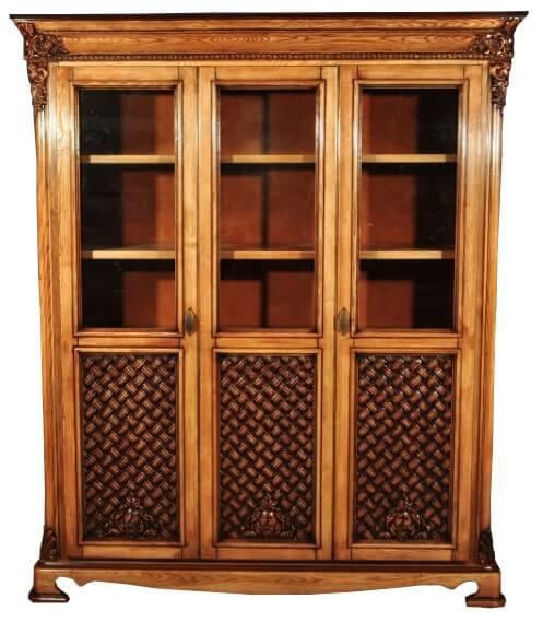 Шкаф книжный Генрих 170