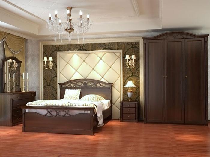 Спальня Афина (дерево)