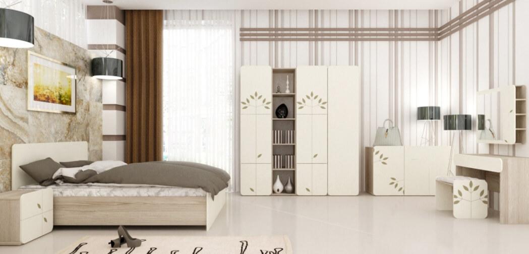 Спальня Beige 1