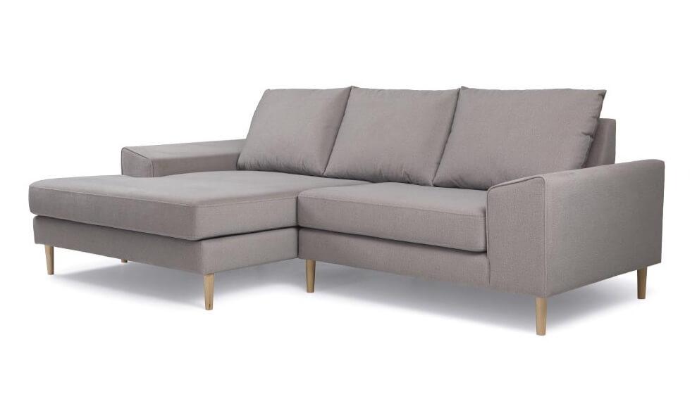 Угловой диван Массио 3х1