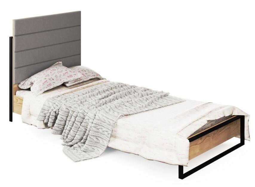 Детская кровать Лофт 1-сп