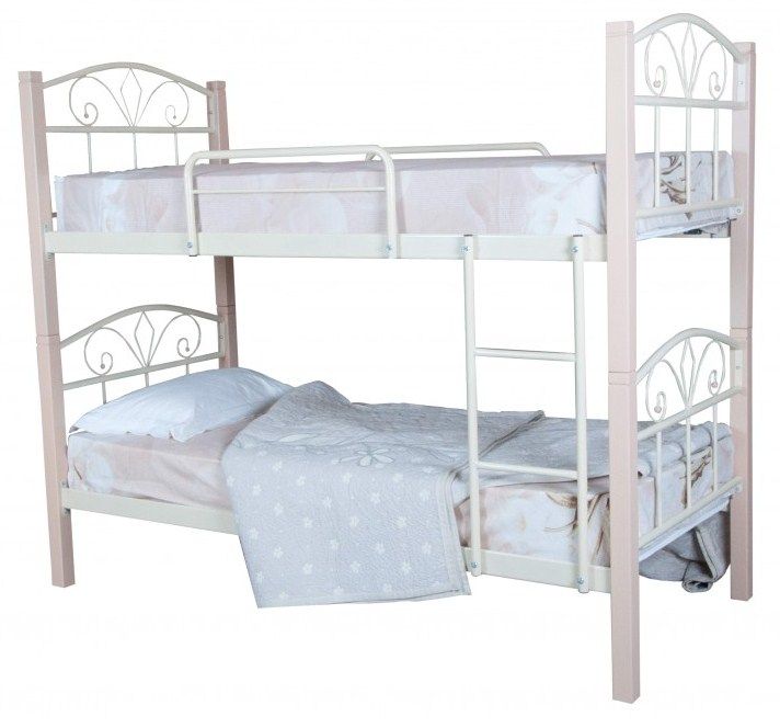 Двухъярусная кровать Лара люкс вуд 0,9