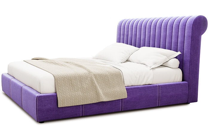 Кровать Манчестер 1,6 (пм)