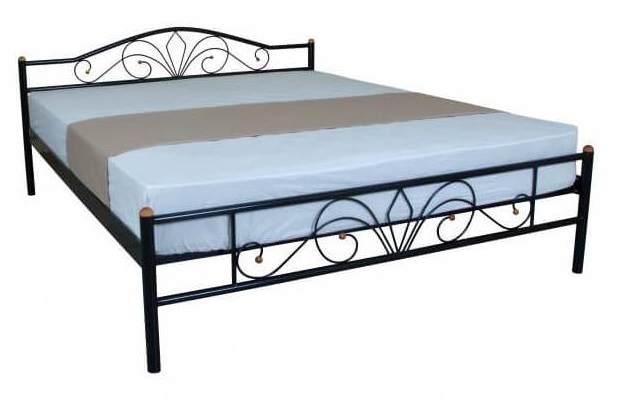Кровать Лара люкс 1,6