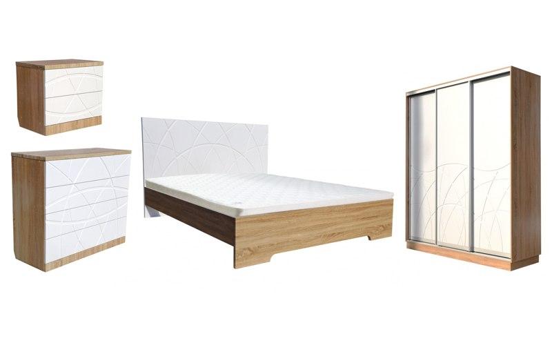 Спальня Миа (мдф)