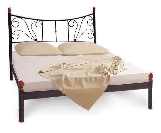Ліжко Каліпсо 2 великих бильця