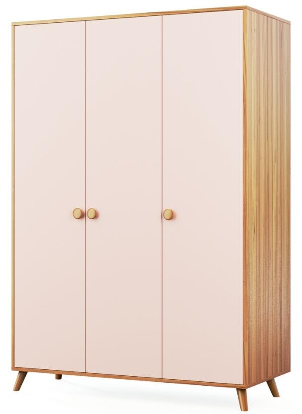 Детский шкаф Колибри 3-х дверный