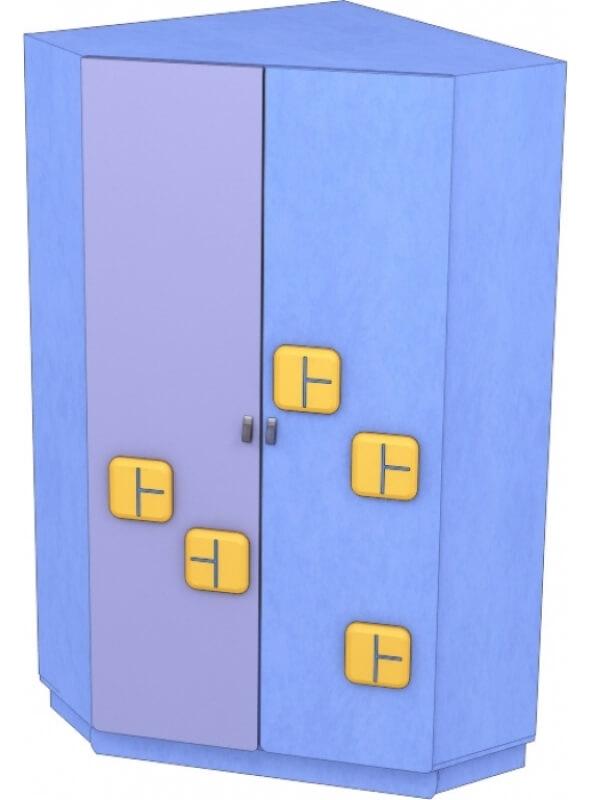 Детский шкаф Угловик Б-8