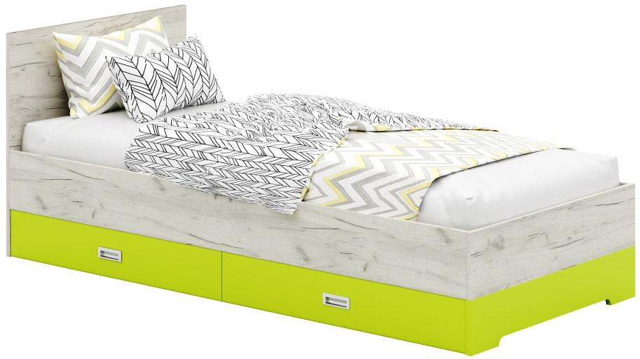 Кровать детская Сити С15