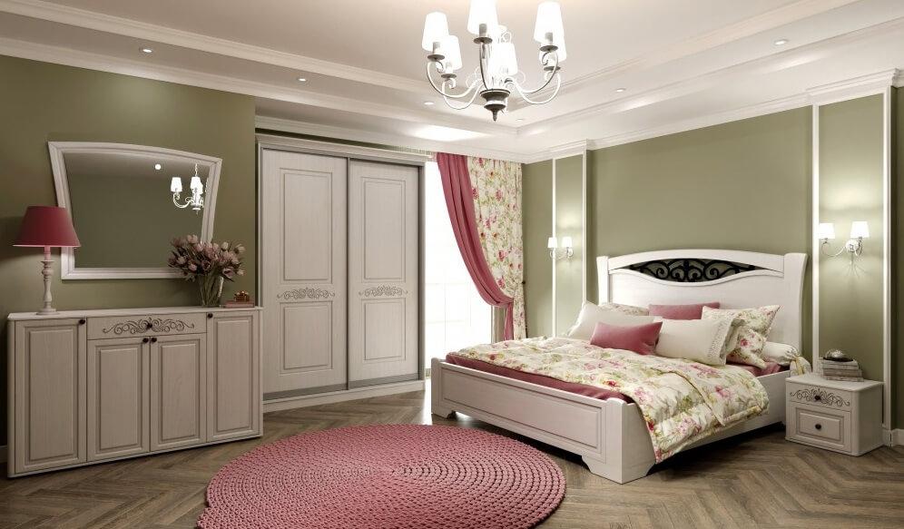 Спальня Беатрис БТ