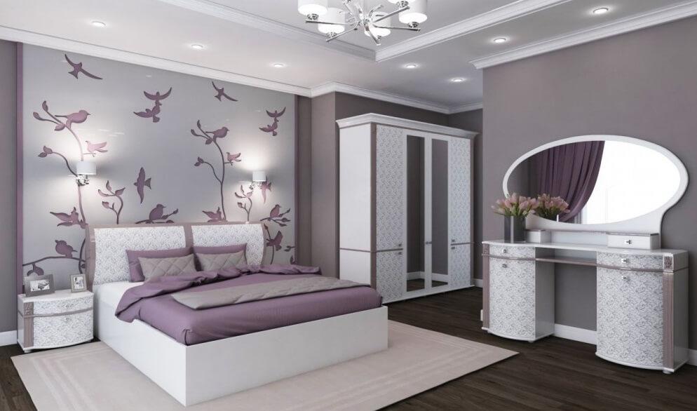 Спальня Сильвия 1