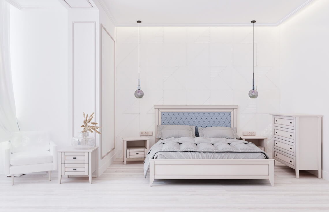 Спальня Вирджиния 1
