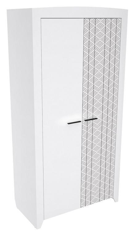 Детский шкаф Нордик 2-х дверный