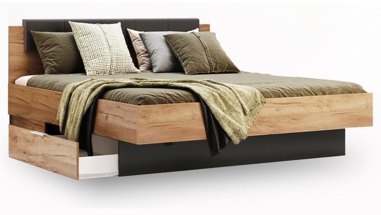 Кровать Луна 1,6