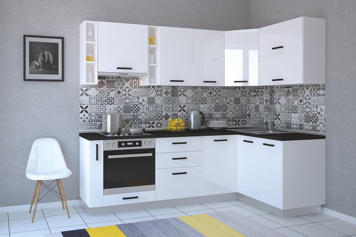 Кухня модульная Руна (2400х1400)