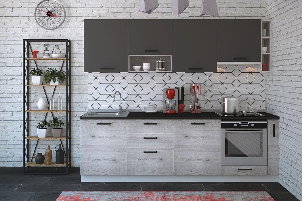 Кухня модульная Руна 255