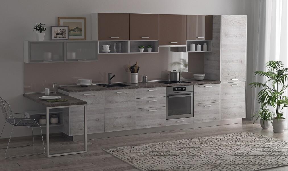 Кухня модульная Руна 425