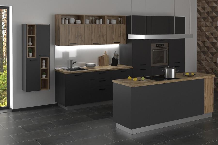 Кухня модульная Руна 440