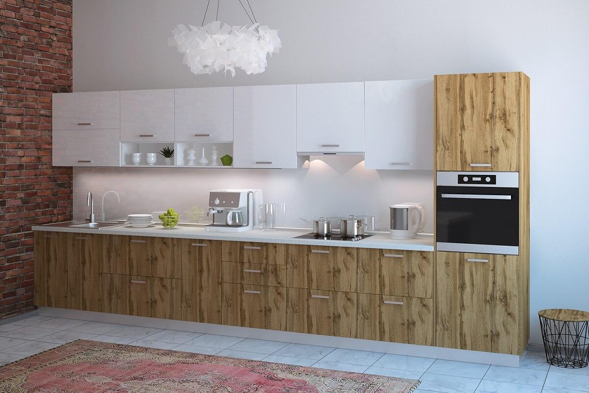 Кухня модульная Руна 444