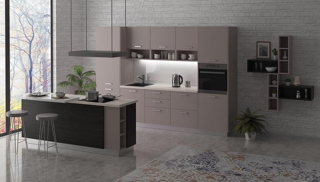 Кухня модульная Руна 450