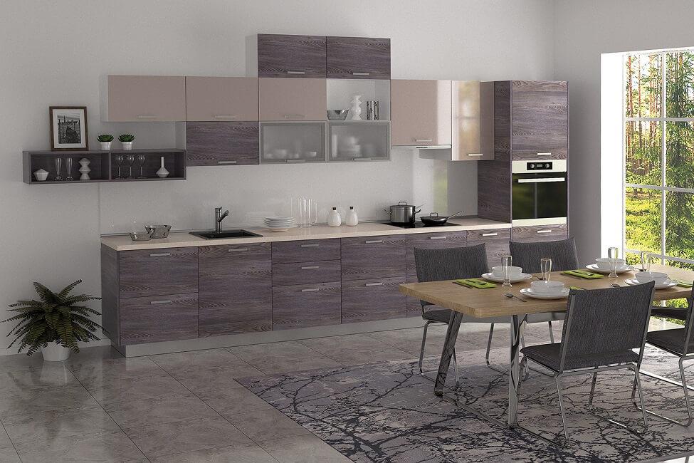 Кухня модульная Руна 474