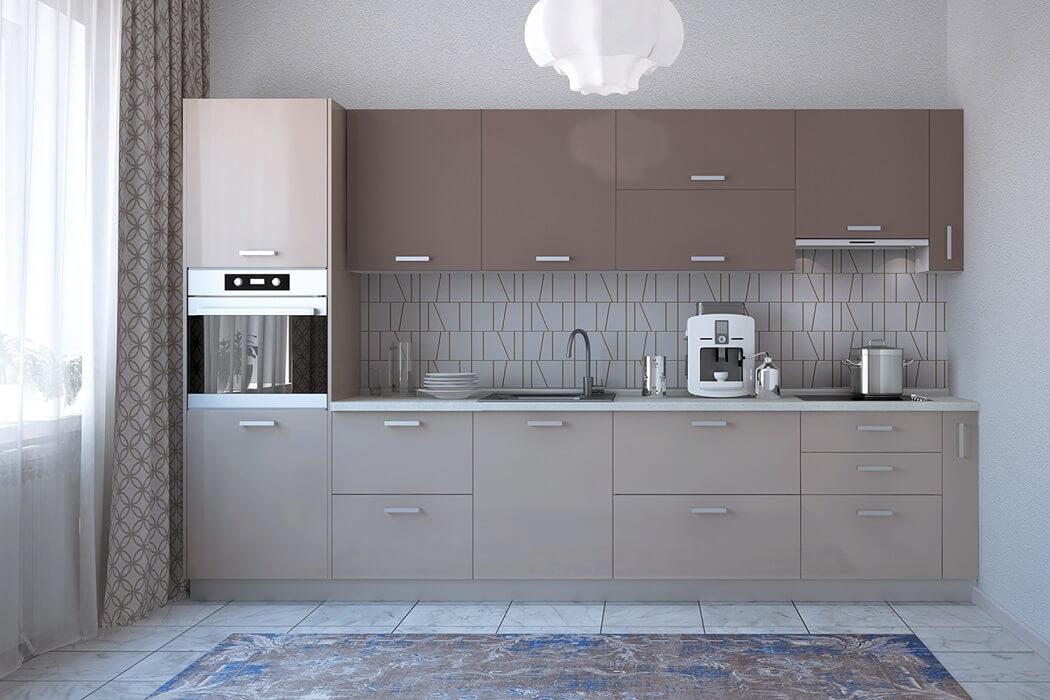 Кухня модульная Руна Латте РК-6485