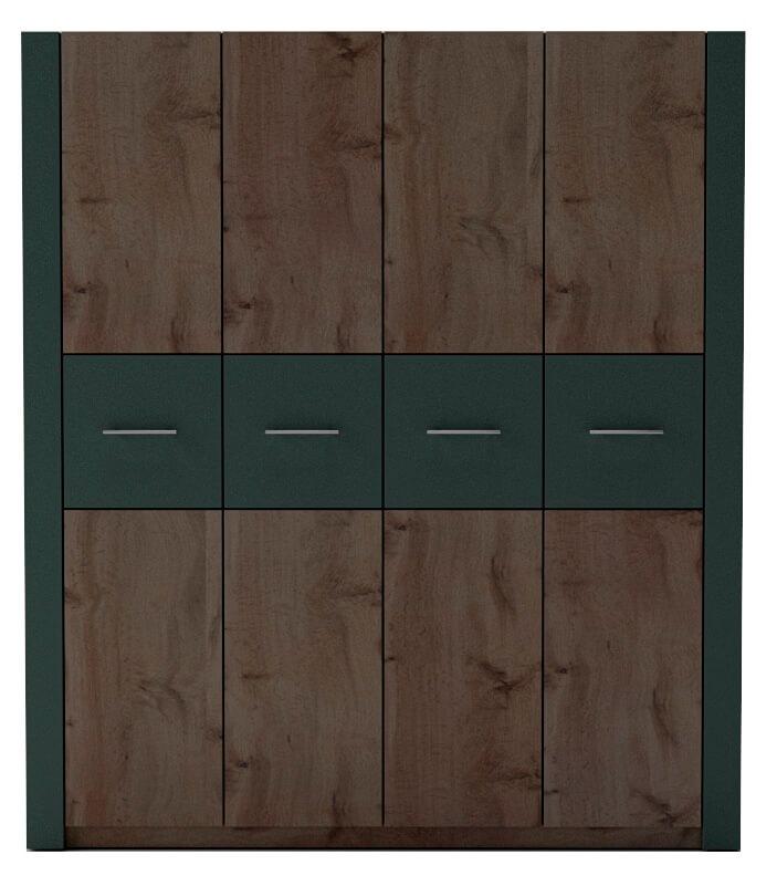 Шкаф Вирджиния 4-х дверный
