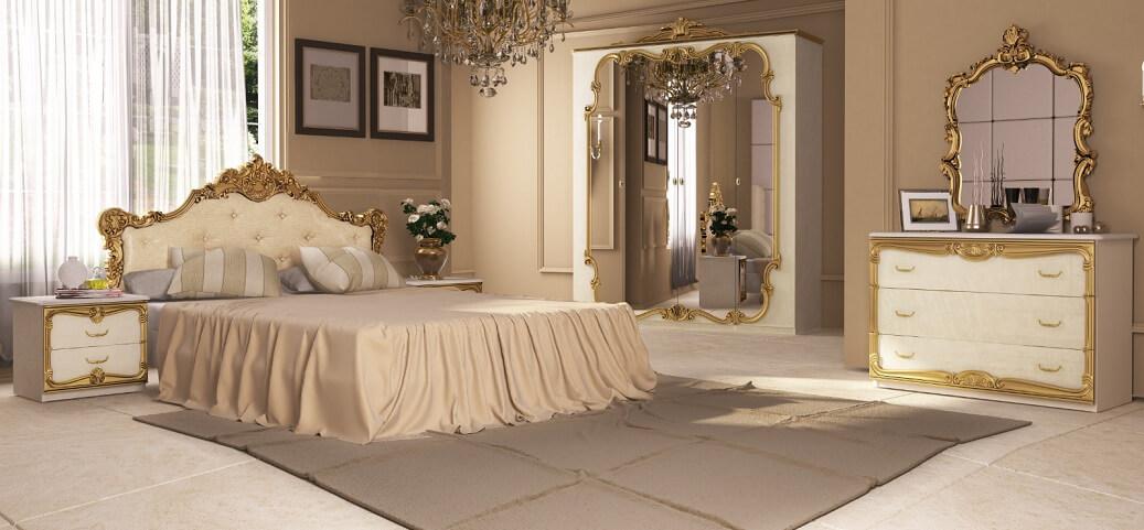 Спальня Виктория (ДСП)