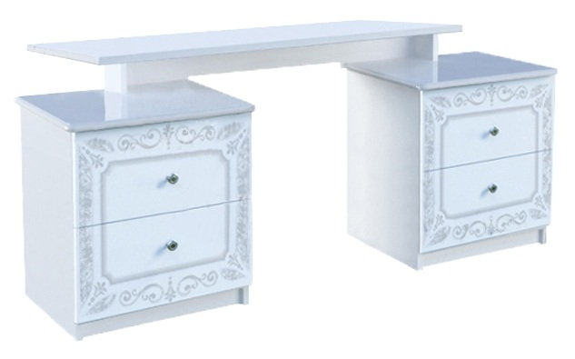 Туалетный столик Луиза 4Ш