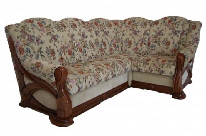 Угловой диван Наполеон 3х1
