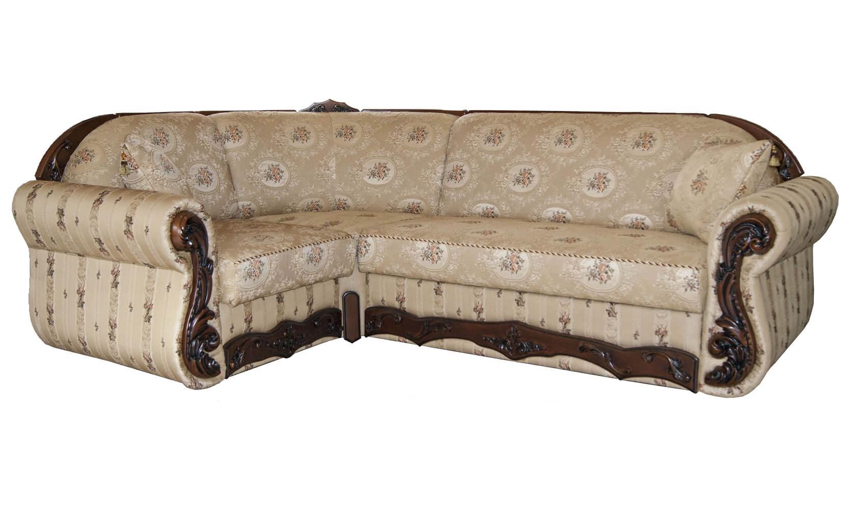 Угловой диван Женева 2