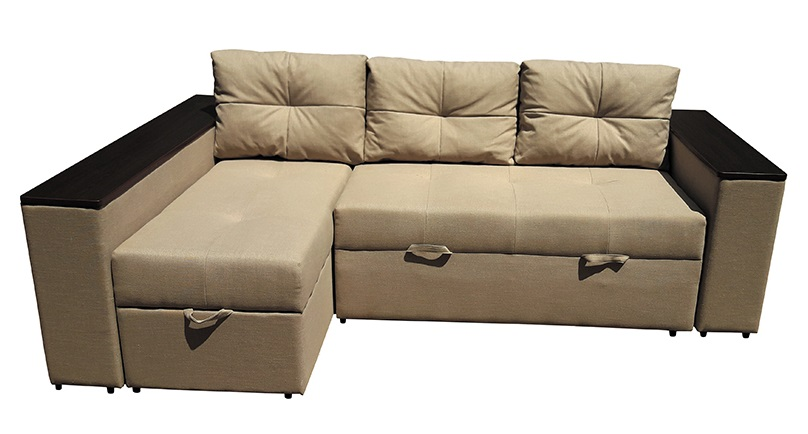 Угловой диван Лион 3х1