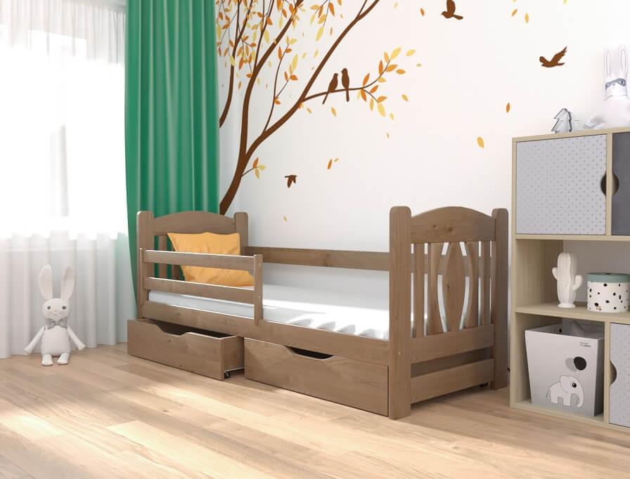 Детская кровать Оскар 0,9