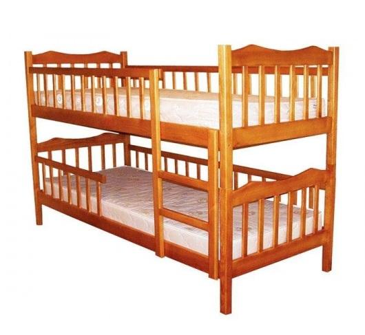 Двухъярусная кровать Рукавичка 0,8