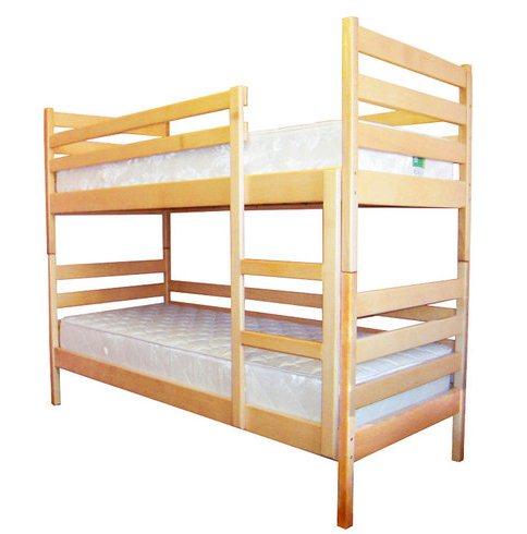 Двухъярусная кровать Шрек 0,8