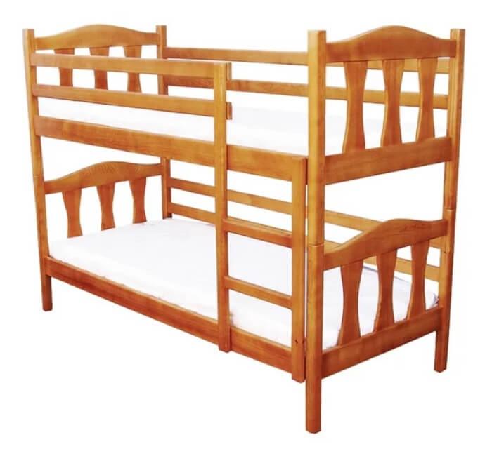 Двухъярусная кровать Сонька 0,9