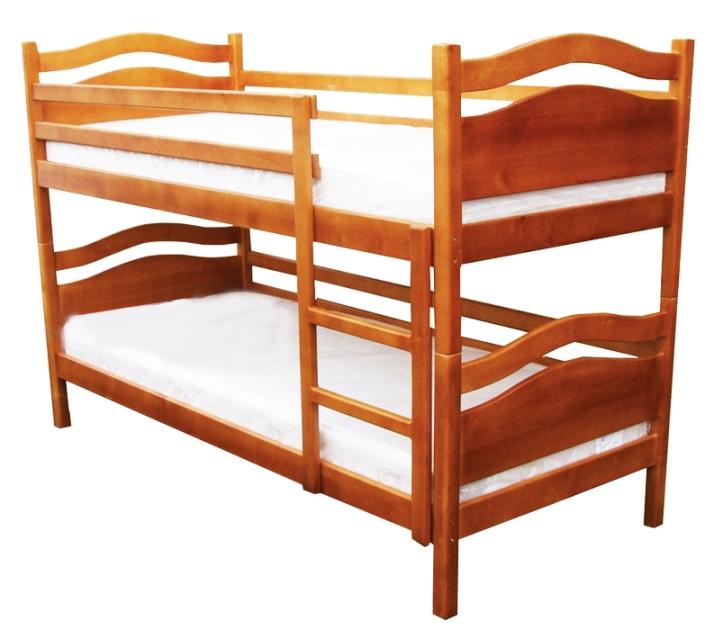 Двухъярусная кровать Винни Пух 0,9