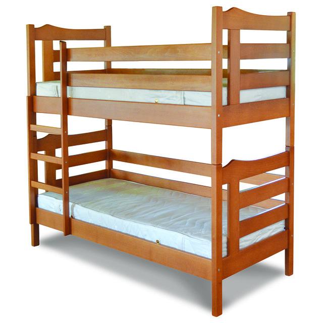 Двухъярусная кровать Санта 0,9