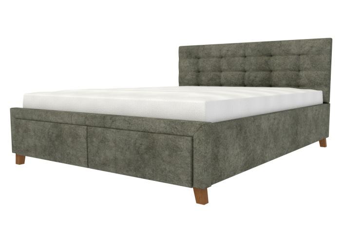 Кровать L 004