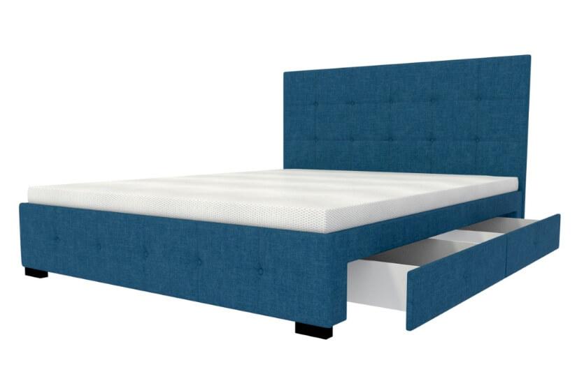 Кровать L 017