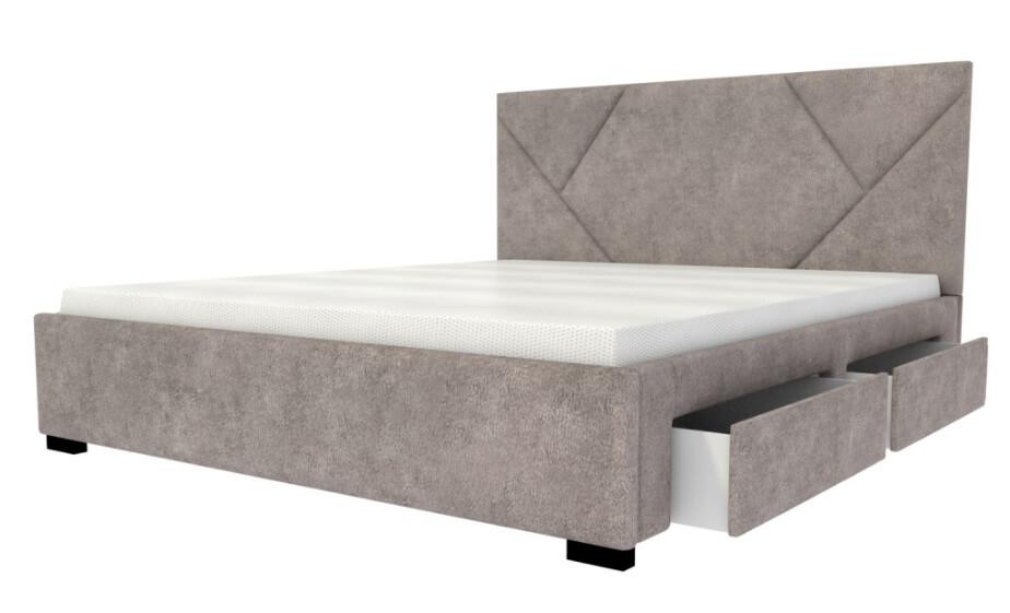 Кровать L 021
