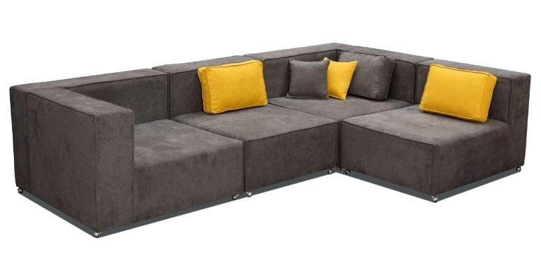 Угловой диван Бруклин 3х1