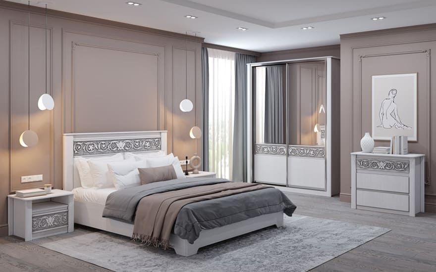 Спальня Мелроуз 1