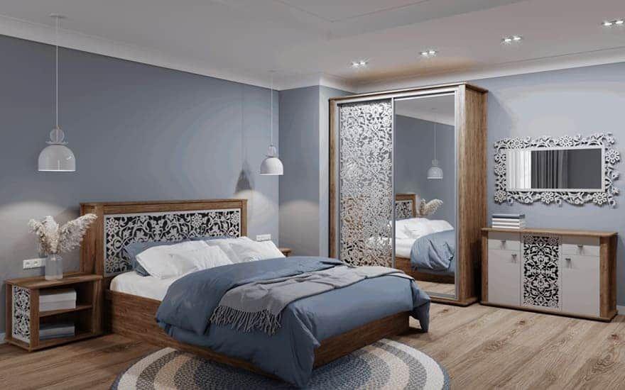 Спальня Мирабель 1